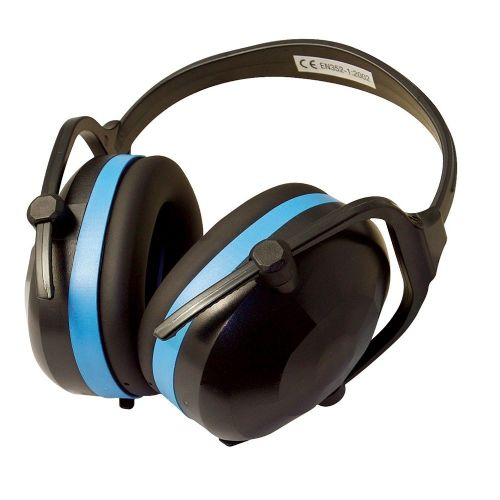 Silverline 633816 Folding Ear Defenders SNR 30dB